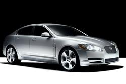 Car review: Jaguar XF (2008 - 2010)