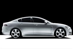 New Jaguar XF (2008 - 2010) review