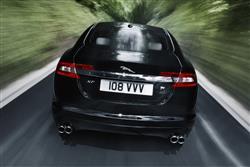 New Jaguar XFR (2009 - 2011) review