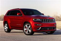 Car review: Jeep Grand Cherokee SRT
