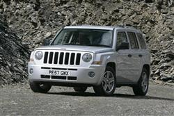 Car review: Jeep Patriot (2007 - 2008)