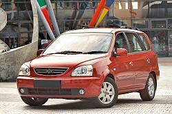 Car review: Kia Carens (2006 - 2010)
