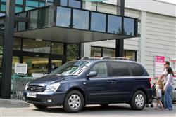 Car review: Kia Sedona (2006 - 2012)
