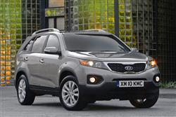 New Kia Sorento (2010 - 2012) review