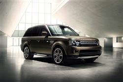 Car review: Land Rover Range Rover Sport (2005 - 2013)