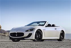 Car review: Maserati GranCabrio MC
