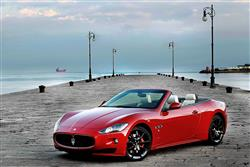 Car review: Maserati GranCabrio Sport