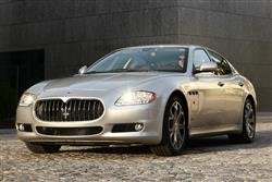 New Maserati Quattroporte (2004 - 2013) review