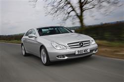 Car review: Mercedes-Benz CLS (2005-2010)