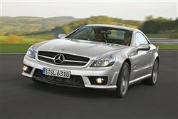Car review: Mercedes-Benz SL (2002 - 2008)
