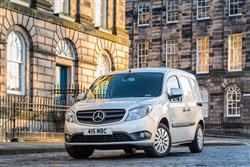 Van review: Mercedes-Benz Citan