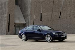Car review: Mercedes-Benz C-Class (2012 - 2014)