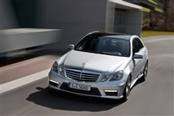 New Mercedes-Benz E-Class 63 AMG (2006 - 2013) review