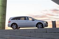 Car review: Mercedes-Benz R-Class (2011 - 2014)
