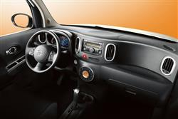New Nissan Cube (2009 - 2011) review