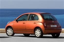 Car review: Nissan Micra (2003 - 2010)