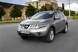Car review: Nissan Murano (2008 - 2011)