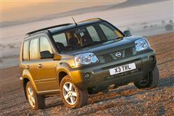 New Nissan X-TRAIL (2001 - 2007) review
