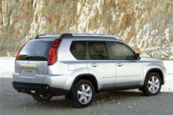 New Nissan X-TRAIL (2007 - 2011) review