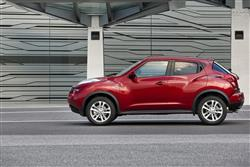 New Nissan Juke (2010 - 2014) review
