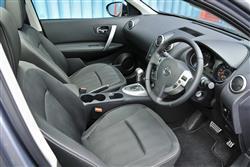 New Nissan Qashqai (2010 - 2011) review