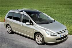 New Peugeot 307 SW (2002 - 2008) review