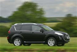 New Peugeot 4007 (2007 - 2012) review
