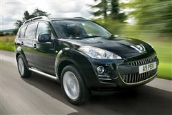 Car review: Peugeot 4007 (2007 - 2012)