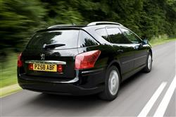 New Peugeot 407 SW (2004 - 2011) review