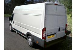 New Peugeot Boxer (2006 - 2014) review