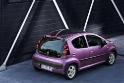 New Peugeot 107 (2012 - 2014) review