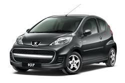 New Peugeot 107 (2005 - 2011) review