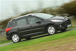 New Peugeot 207 SW (2007 - 2012) review