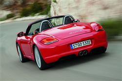 Car review: Porsche Boxster