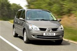 Car review: Renault Grand Scenic (2004 - 2009)