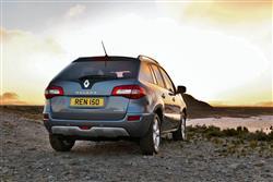 Car review: Renault Koleos (2008 - 2010)
