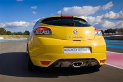 New Renault Megane R.S. 250 (2010 - 2012) review