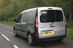 New Renault Kangoo review