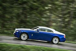 New Rolls-Royce Wraith review