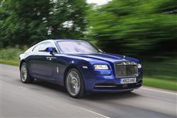 Car review: Rolls-Royce Wraith