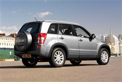 Car review: Suzuki Grand Vitara (2005 - 2009)