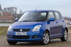 New Suzuki Swift (2005 - 2010) review