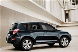 New Toyota RAV4 (2010 - 2013) review
