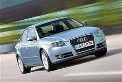 Car review: Audi A4 (2005 - 2008)