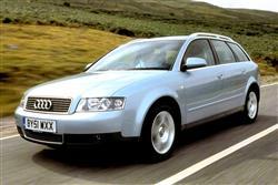 Car review: Audi A4 Avant (2001 - 2005)