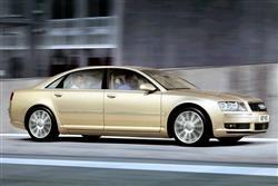 Car review: Audi A8 (2003 - 2010)