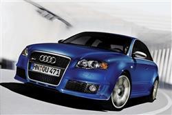 Car review: Audi RS4 (2005 - 2008)