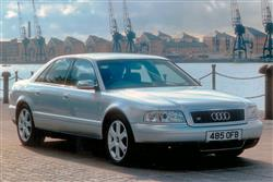 Car review: Audi S8 (1997 - 2003)