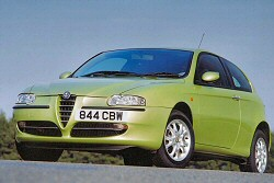 Car review: Alfa Romeo 147 (2005 - 2010)