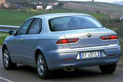 Car review: Alfa Romeo 156 (1998 - 2003)